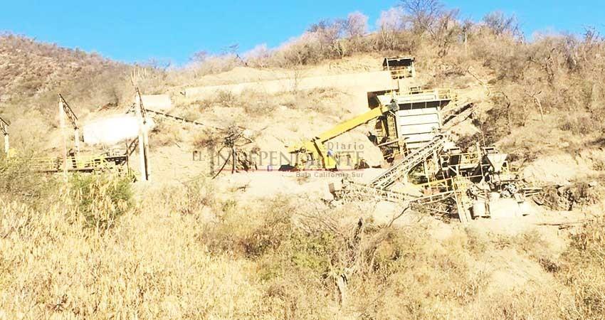 """Frente a favor de la minería 'responsable' se atribuye el cierre de """"La Testera"""""""