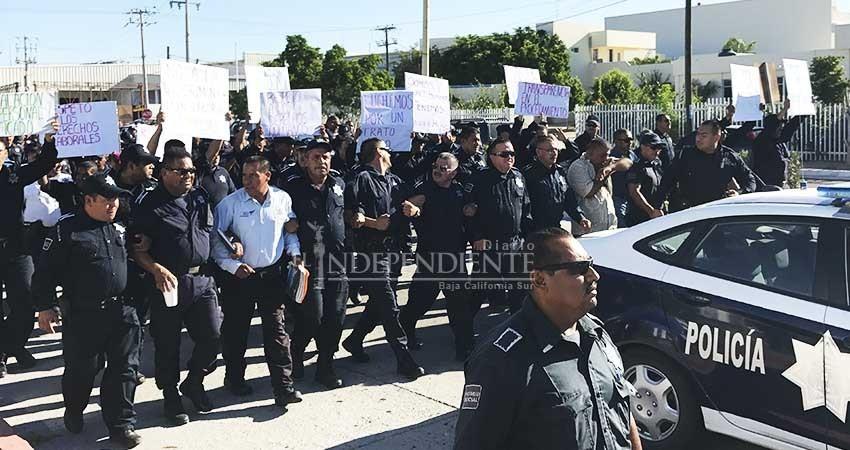 Deshonesta y opaca la depuración policiaca del Ayuntamiento de La Paz