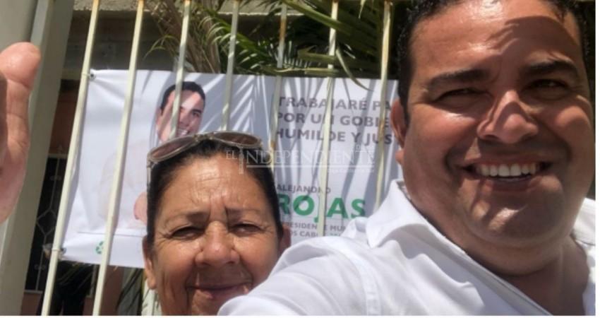 Por el compromiso social, siguen las sumas en proyecto de Alejandro Rojas de Los Cabos