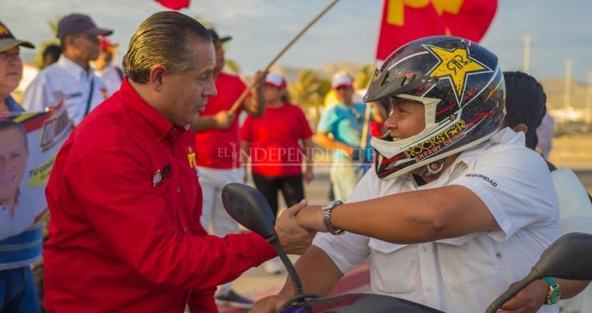 La gente en Los Cabos está enfadada, piden Gobiernos cercanos y de resultados: Ibarra Montoya