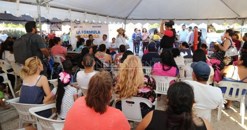 Más militantes del PVEM y Morena se suman a la coalición por México al Frente