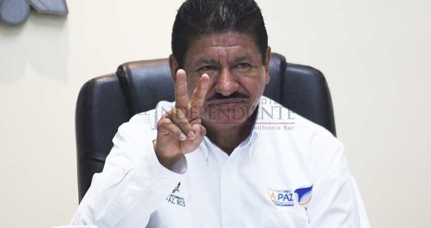 Dejará Armando Martínez pendiente el POEL para la próxima administración