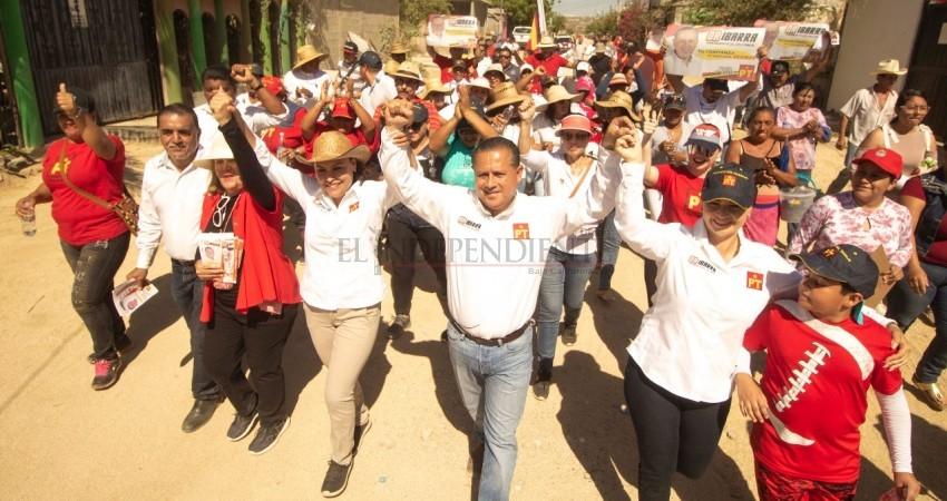 """""""Servicios de Salud"""" para los que menos tienen, compromiso del Dr. Ibarra"""
