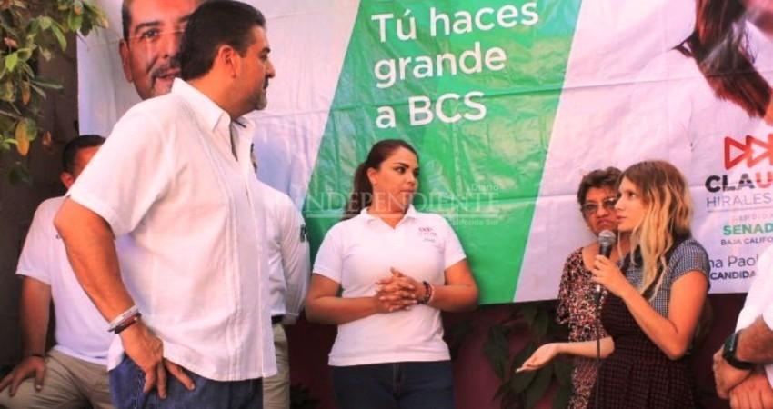 Atender reclamos sociales exige vocación de servicio y cumplir la palabra: Valdivia Alvarado