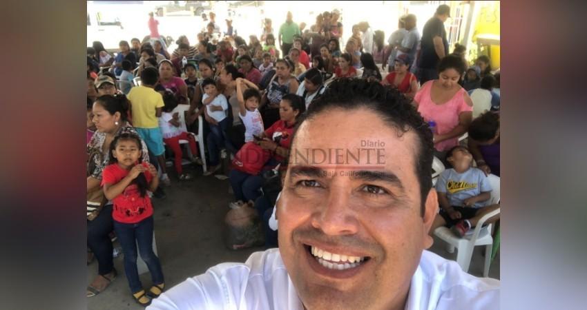 Brindaremos total apoyo a quienes forjan generaciones: Alejandro Rojas