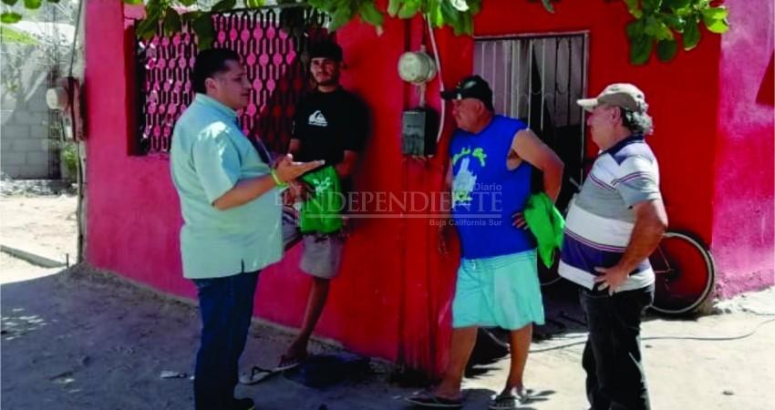 La ciudadanía deberá ser pieza clave para dirigir los trabajos de la administración una vez que ganemos: Saúl González
