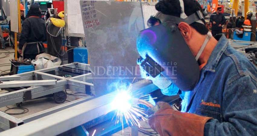 Es BCS el Estado con mayor crecimiento en actividad industrial del país