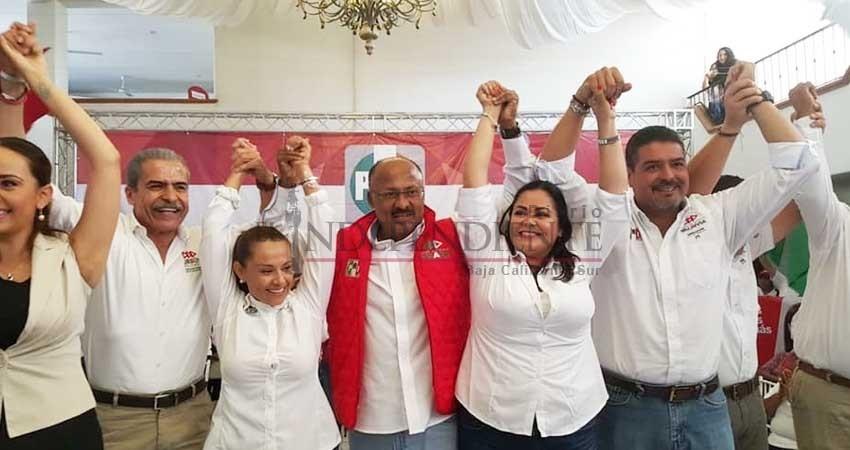PRI convencido que obtendrá la victoria el 1 de julio