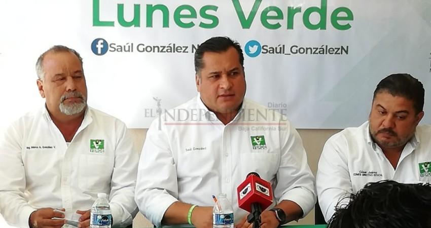 Impulsaremos al sector empresarial de La Paz: Saúl Gonzalez