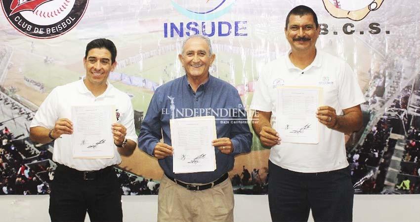 Toros de Tijuana desarrollara talentos en beisbol en BCS