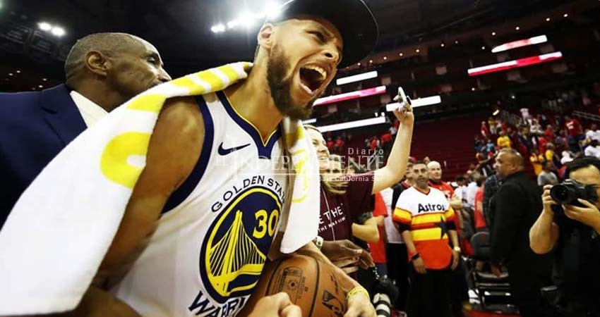 ¡Ya es Clásico! Warriors defenderán corona NBA contra Cavaliers
