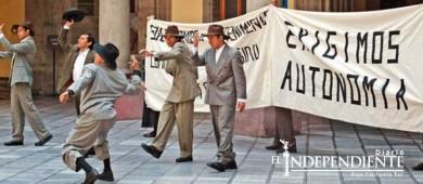 'Somos borregos' conmemora el 50 aniversario del movimiento estudiantil del 68
