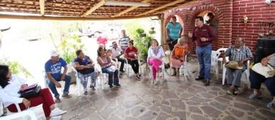 """""""No puede haber desarrollo en México, si no detonamos la economía de las comunidades"""": Rubén Muñoz"""