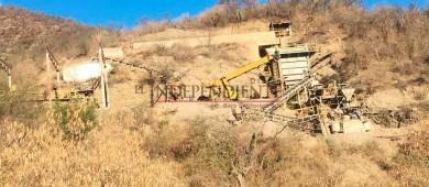 Preocupa a rancheros que lluvias desborden presa de jales de La Testera