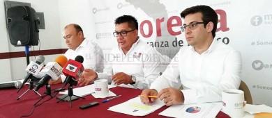 Denunciará Morena a trabajadores del municipio de La Paz por proselitismo