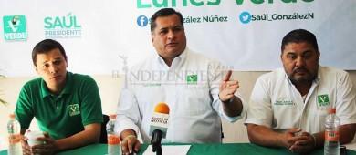 Una Contraloría ciudadana resolverá nepotismo en La Paz: Saúl González