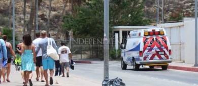 Reportan dos personas desaparecidas en Playa Santa María de Los Cabos
