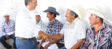 Vamos a trabajar unidos para traer beneficios a BCS y sus comunidades: Pancho Pelayo