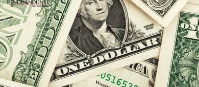 Incertidumbre por TLCAN 'golpea' al peso; dólar alcanza los $21
