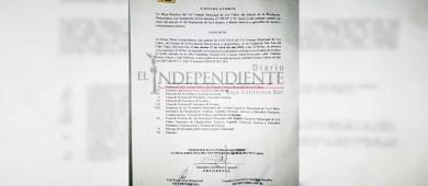 Ilegal realización de consejo electivo del PRD en Los Cabos, Alberto González asegura sigue siendo el presidente