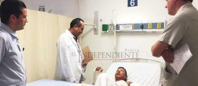 Hospitales del Estado listos para atender emergencias derivadas de la tormenta