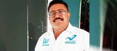 Leo Graciano del PANAL renuncia a la candidatura por la alcaldía de La Paz