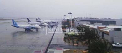 Aeropuerto Internacional de Los Cabos reporta 10 vuelos cancelados