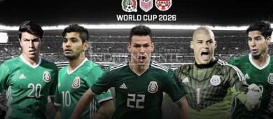 Con el Mundial 2026 en casa, ¿cuál sería la Selección Mexicana?
