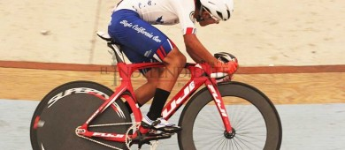Preparan ciclistas participación en nacional de pista y ruta