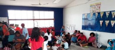 """Habilitados 18 albergues en Los Cabos por """"Bud""""; más de mil 200 personas refugiadas"""
