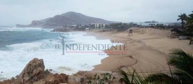 Izan banderas negras en playas de los cabos por TT Bud