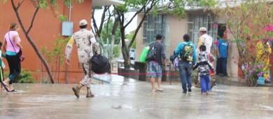 Sin contratiempo evacuación y activación de refugios temporales en CSL