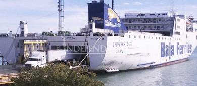 Salvo Guerrero Negro, puertos cerrados a la navegación en BCS