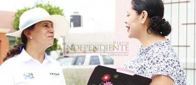 En el Partido Acción Nacional se valora la equidad de género: Martha Villarreal