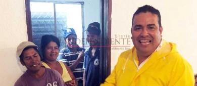 Convoca Alejandro Rojas a realizar acciones para prevenir propagación del dengue
