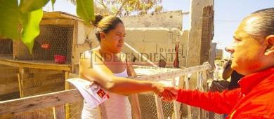 Vamos a proteger a las familias que viven en zona de alto riesgo: Ibarra Montoya