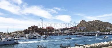 Marina de Cabo San Lucas sin daños después de la tormenta