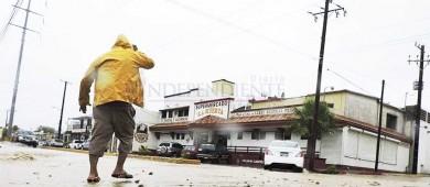 """Saldo blanco, reportaron autoridades tras el paso de """"Bud"""" por Los Cabos"""