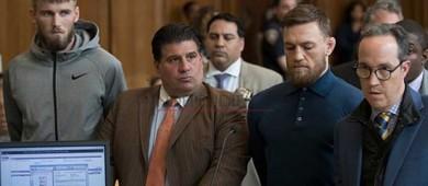 Conor McGregor se presenta ante corte por caso de trifulca