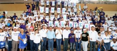 La gente va a votar por el Frente Por México por sus resultados: Pancho Pelayo
