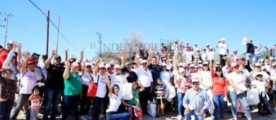 Cada comunidad en BCS demanda atención: Valdivia Alvarado