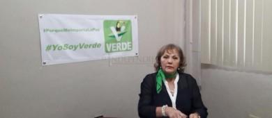 Impugna Blanca Meza resolución del TEE sobre pluri del Verde