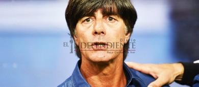 Joachim Löw alaba el juego de México