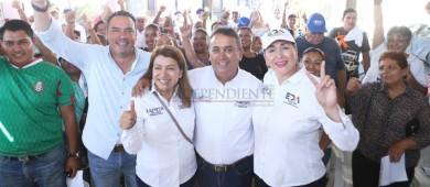 Seré un Senador aliado de las familias sudcalifornianas: Pancho Pelayo