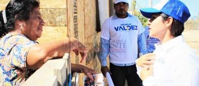 Como próxima diputada legislaré para tener un municipio más seguro: Michelle Valdez