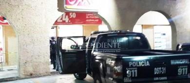 Perpetran violentos asaltos en SJC: empresa Bimbo y tienda Oxxo fueron los blancos