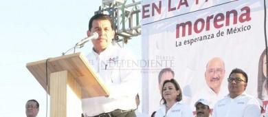 """A pesar de """"difamaciones"""" de Puppo, seguimos en las preferencias de la gente: Rubén Muñoz"""