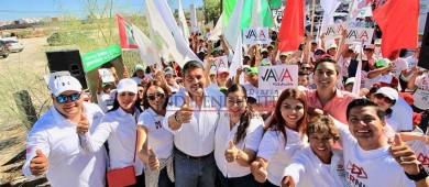 Valdivia gana nuevamente debate entre candidatos al Senado por BCS