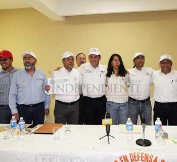 Ratifica Rubén Muñoz compromiso ciudadano para defender los recursos naturales de La Paz