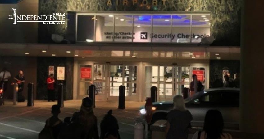 'Granada de juguete' desata pánico en aeropuerto de Houston